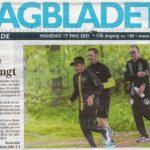 Dagbladet 17-5-2020 forsiden