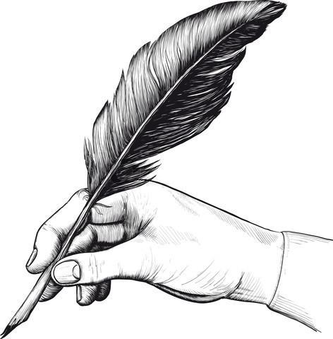 skrive en bog