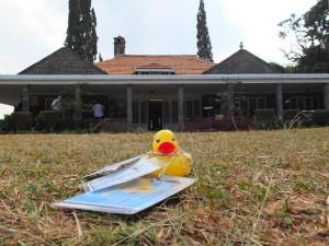 Karen Blixens hus Kenya