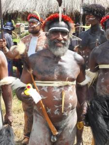 Penisfutteraler i Papua